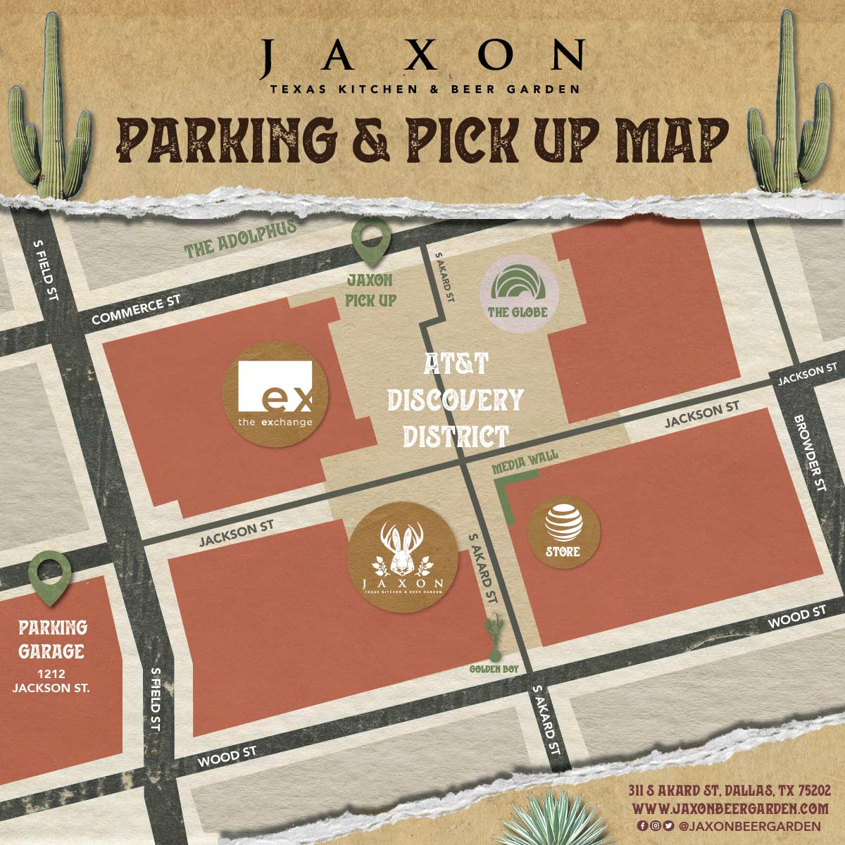 Faq Jaxon Texas Kitchen Beergarden